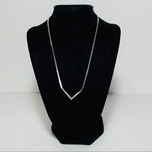 Avon Jewelry - Avon Necklace with rhinestone